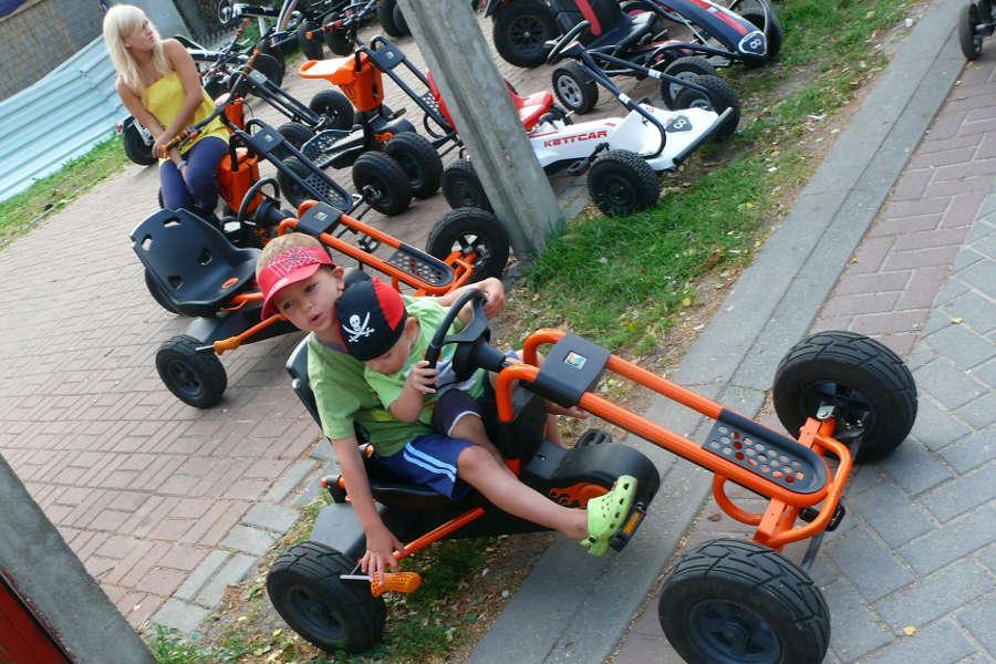 Wymarzone zajęcie dla młodych rajdowców